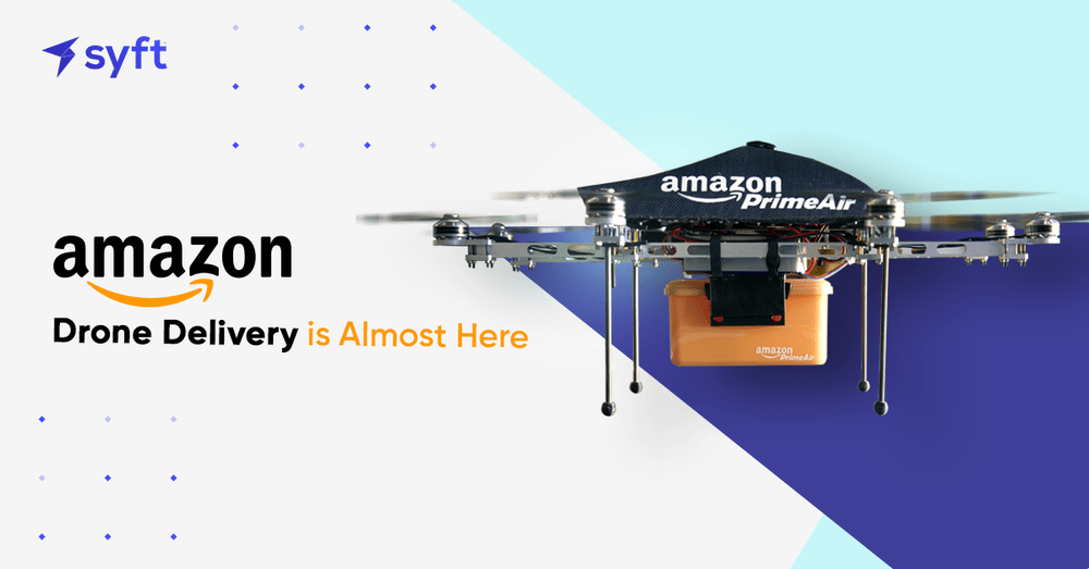 Will Your Next Amazon Delivery Driver Be a Drone?
