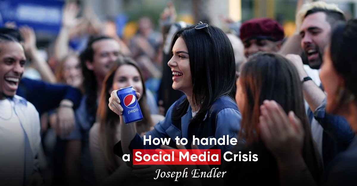 How to handle a social media crisis