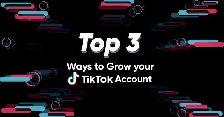 Grow your TikTok Account