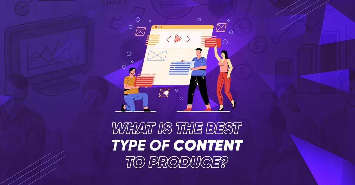 content to produce